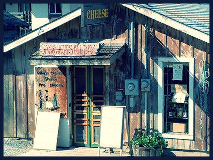 Village Cheese Shanty | Fishtown Leland