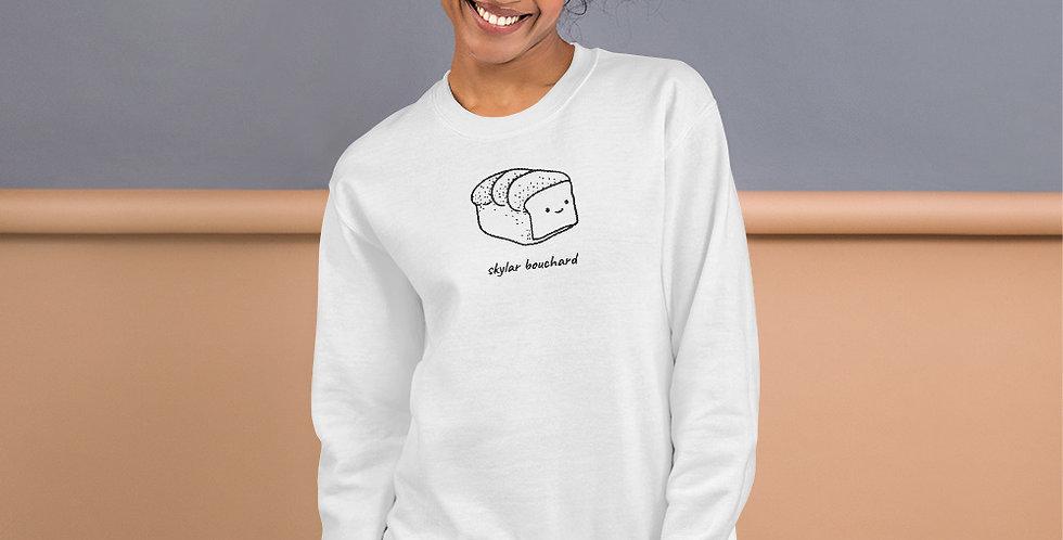 """bread"" sweatshirt"