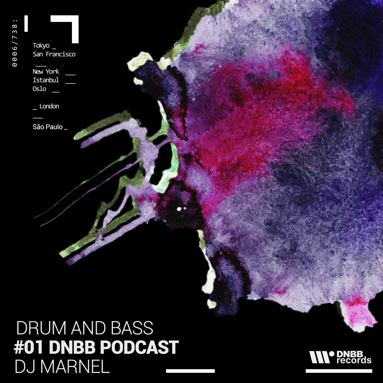 DNBB PODCAST #01 by DJ Marnel