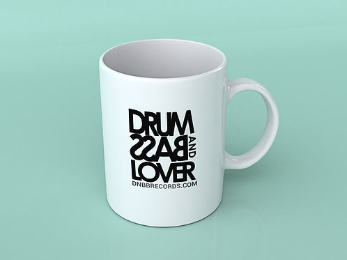 Caneca Drum and Bass Lover