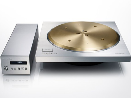 LOOKING TO UP YOUR TURNTABLE GAME? THE NEW TECHNICS TURNTABLE IS WORTH $20K