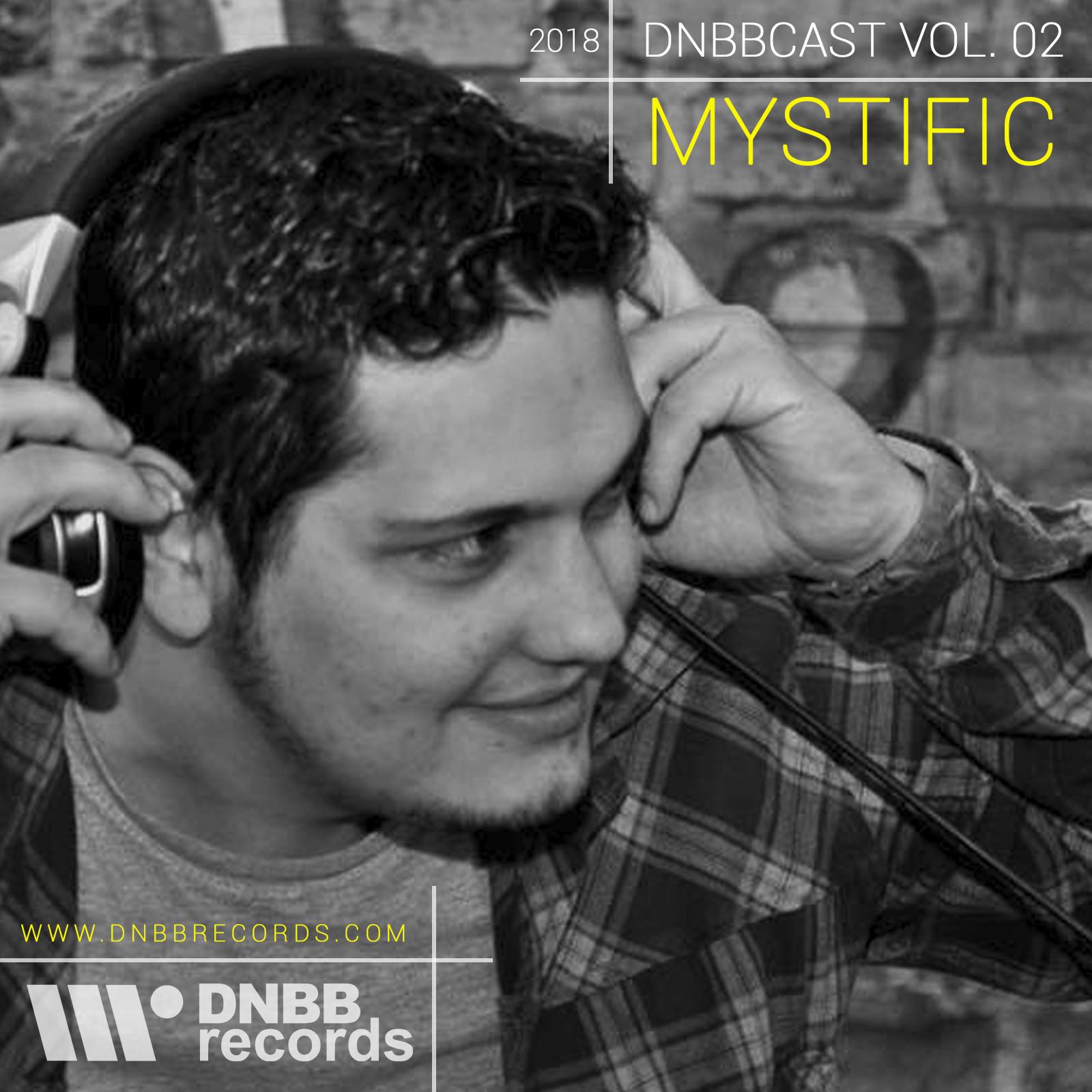 DNBBCAST 02/2018 by Mystific