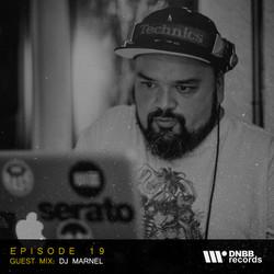 DNBBCAST019 by DJ MARNEL