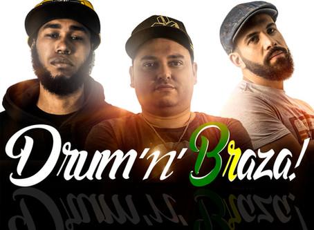 Brazilian Drum and Bass reborn!