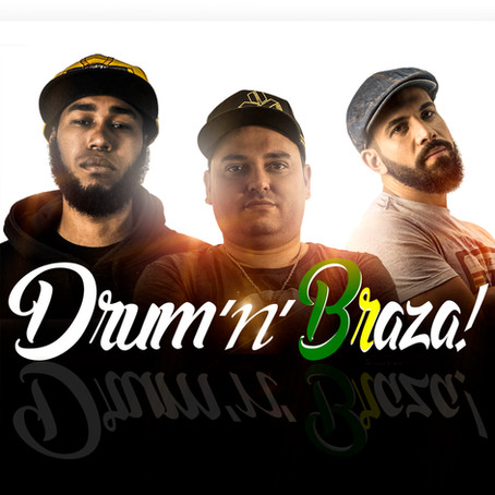 Brazilian Drum and Bass reborn!