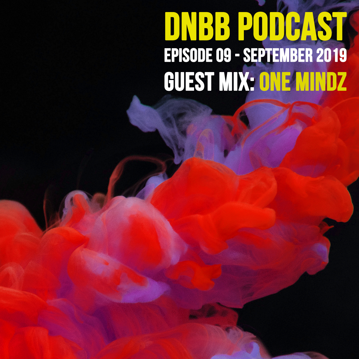DNBBCast008 by One Mindz