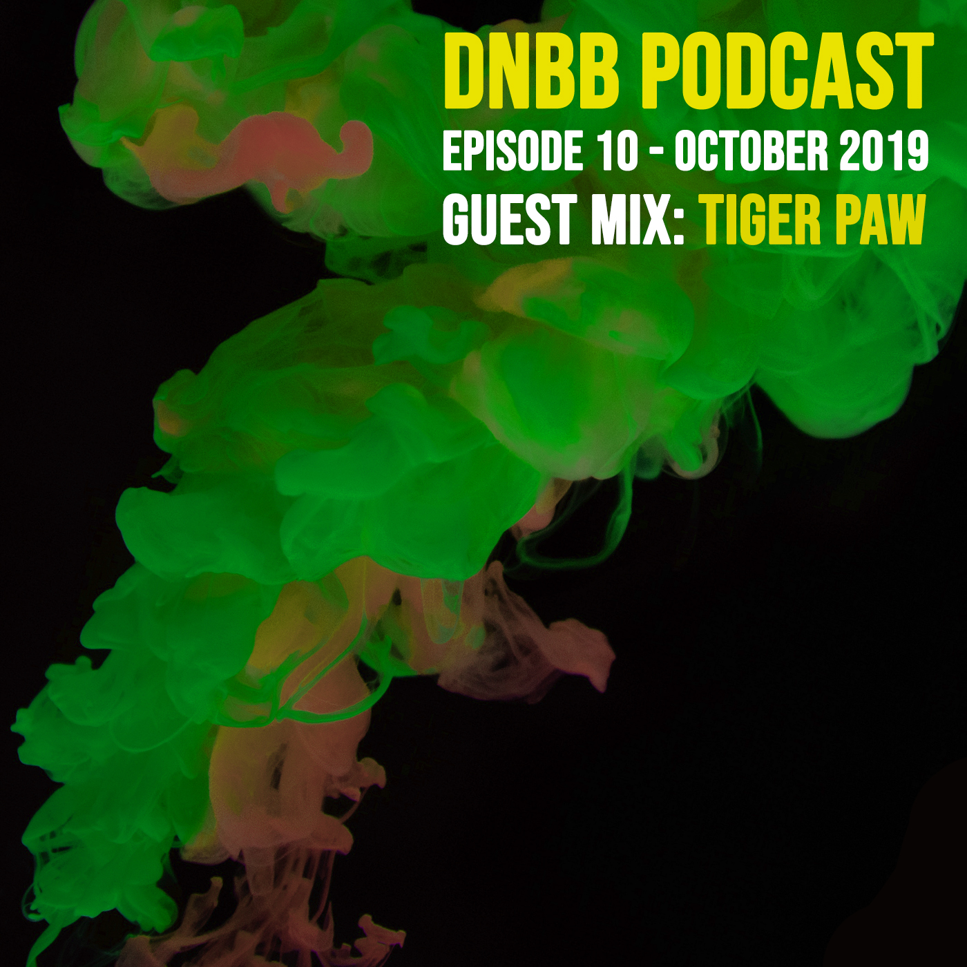 DNBBCAST010 by TIGERPAW