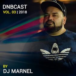 DNBBCAST 03/2018 by DJ Marnel