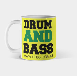 Drum and Bass Mug!