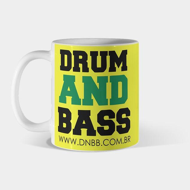 Drum and Bass Mug!