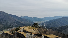 Exploring the Countryside of Japan - Takeda Castle Ruins (Hyogo)