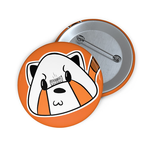 Red Panda Rice Ball - Pin Badge