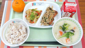 School Lunches in Japan