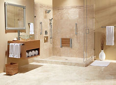 Custom Bath Remodels