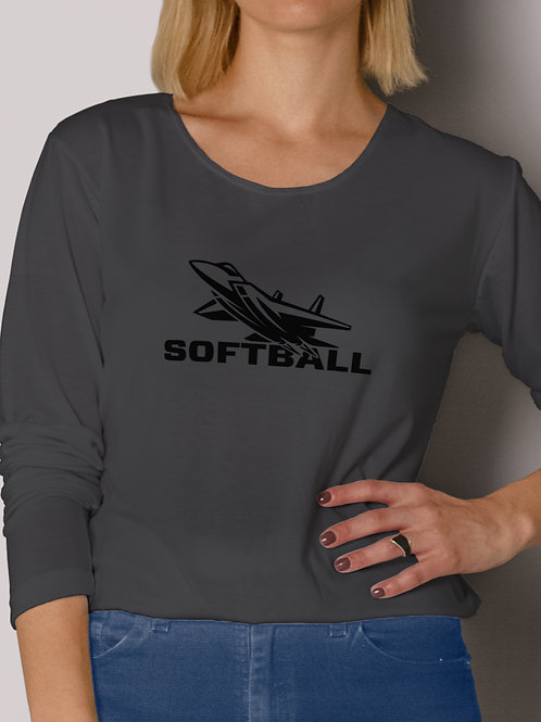 Jets Softball Long Sleeve