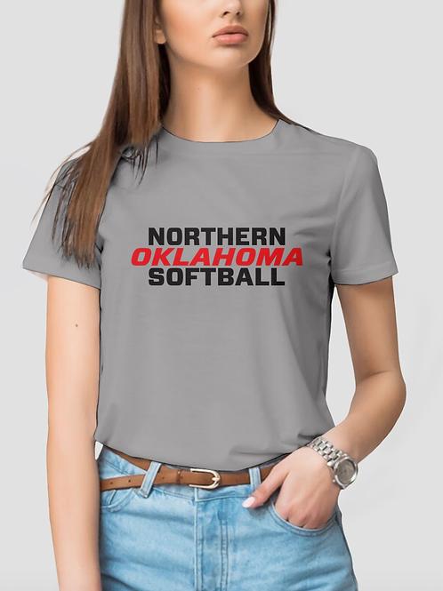 2 NOC Softball Short Sleeve