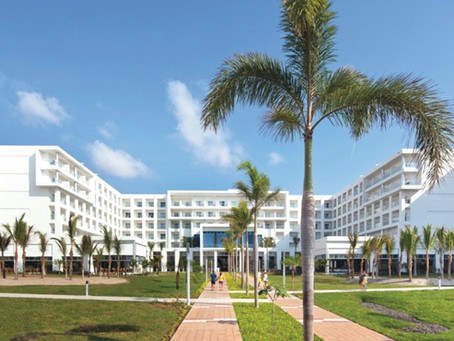 Hotel Riu Playa Blanca - Beach Resort