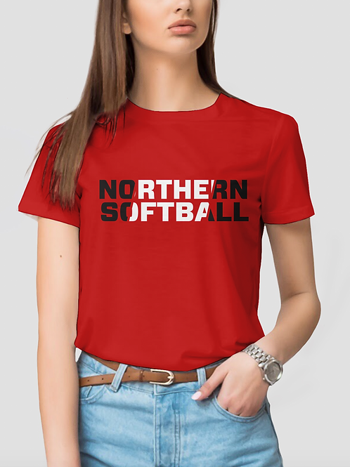 4 NOC Softball Short Sleeve