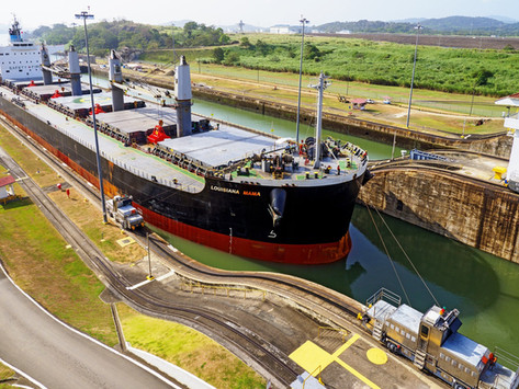 Panama Canal - Miraflores Locks Visitor Center
