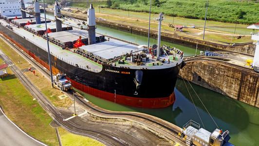 Panama Canal - Miraflores