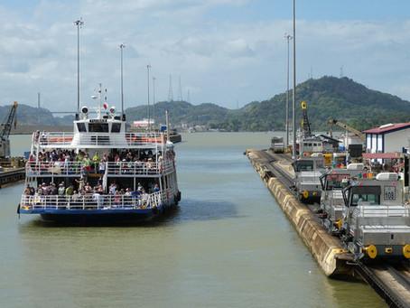 Sailing Through the Panama Canal