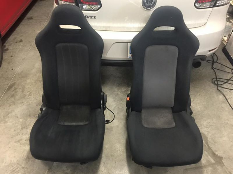 Nissan Skyline Racing Seats