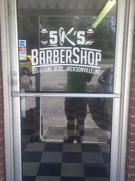 5K's Barber Shop
