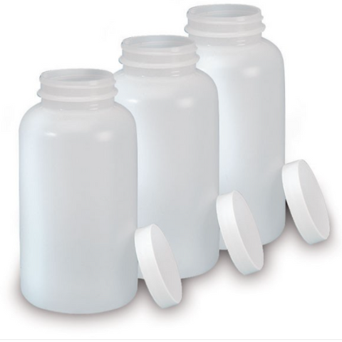 BOTTLE AND LID REPLACEMENT SET 3 PAK