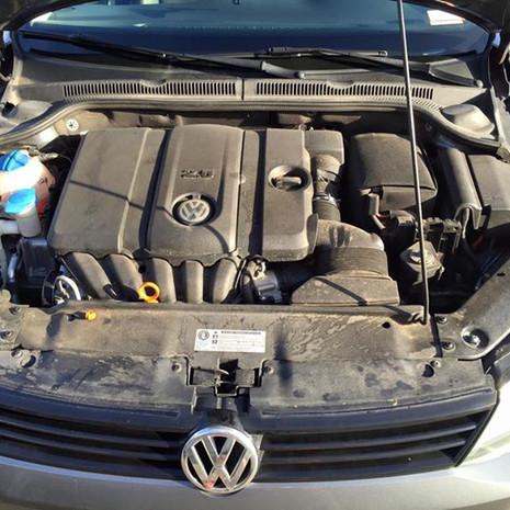 MK6 Volkswagen Jetta 2.5