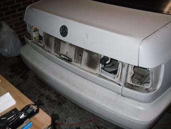 Project - MK3 VW Jetta VR6