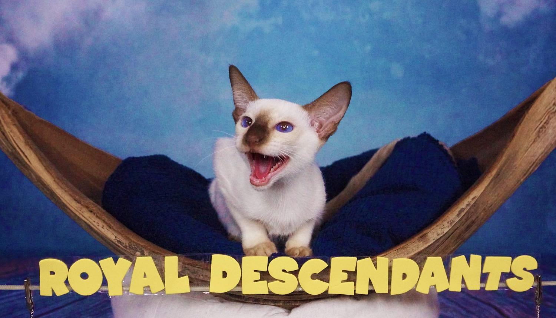 Royal Descendants Xia BIJOU