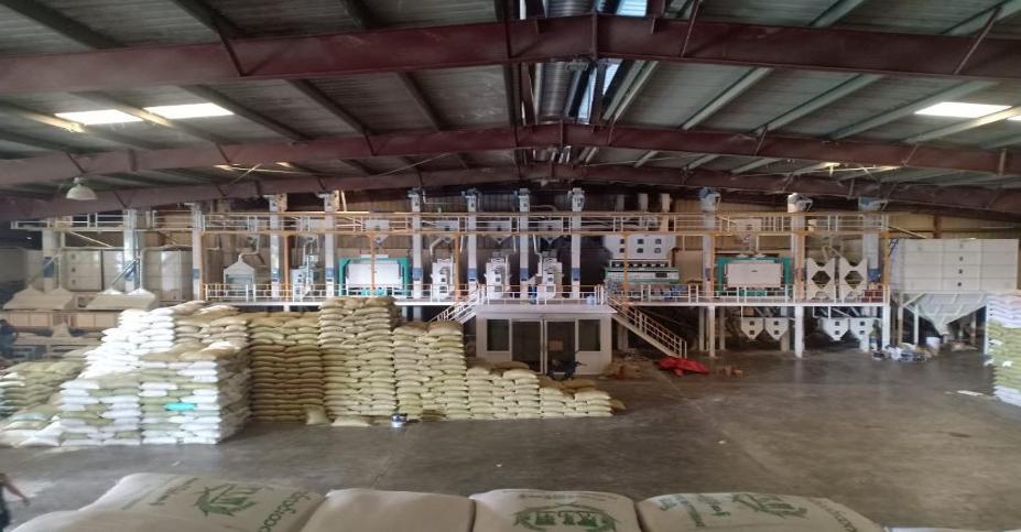 Pho La Min Warehouse 1