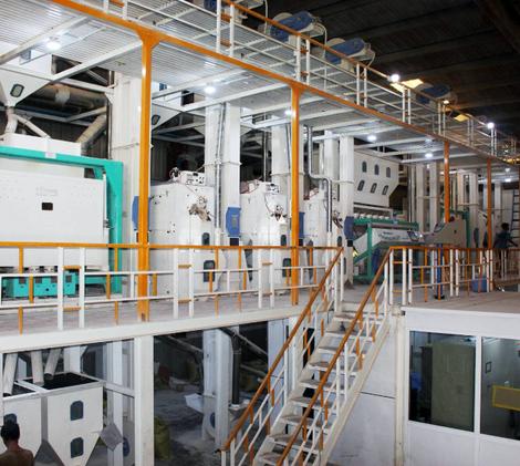Pho La Min Rice Processing