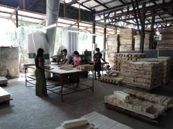 Sky Home Myanmar Rubber Wood