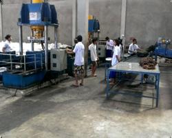 Pho La Min Natural Rubber Production