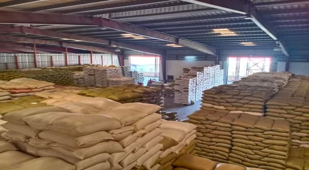 Pho La Min Rice Warehouse 1