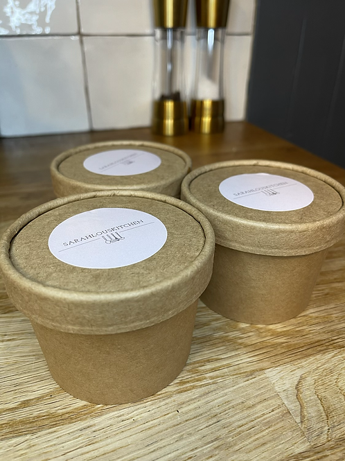 Pesto pot - Collection only
