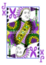 Jack of Scissors, North America's Chief Sitting Bull, Janken Deck