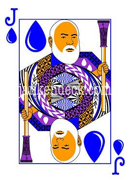 Jack of Water, King George Tupou I of Tonga, Janken Deck