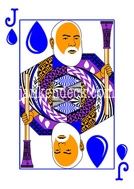 Jack of Water, King George Tupou I of Tonga, Janken Deck