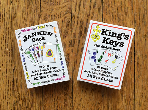 Janken Deck/King's Keys Combo