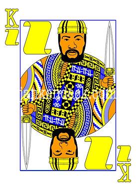 King of Paper, Mansa Musa I of Mali, Janken Deck