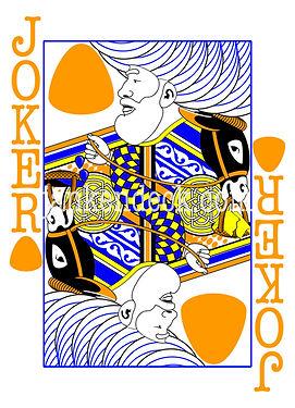 Joker of Rock, Storyteller Nasreddin Hodja, Janken Deck