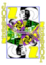 Joker of Paper, African Trickster god Eshu, Janken Deck