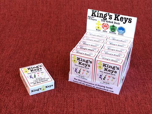 King's Keys Retail Store Package