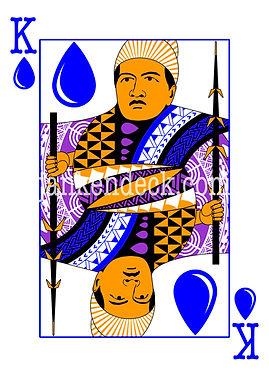 King of Water, King Kamehameha of Hawaii, Janken Deck