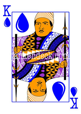 King of Water, King Kamehameha of Hawaii, Janken Deck