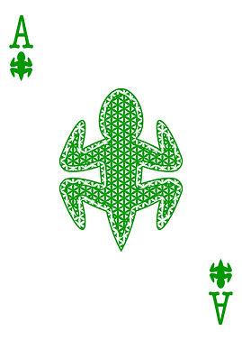 Ace of Lizard, Janken Deck