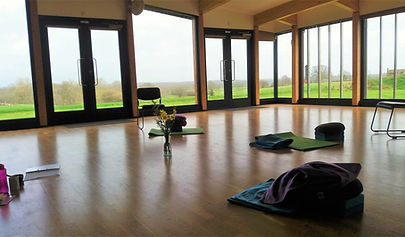 Barcombe Village Hall everydayspace retreat