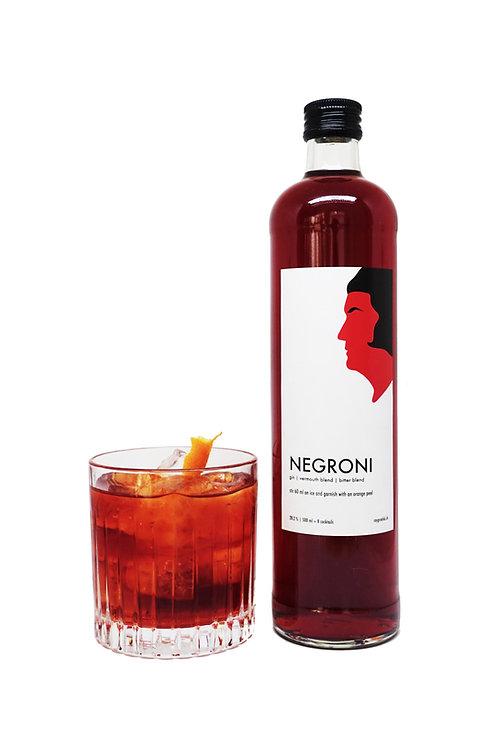 Bottle Negroni
